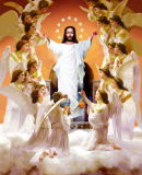 2015 heißes Sell Cheap Custom Jesus 3D Picture