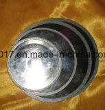 350mm Gegalvaniseerd CBN van de Diamant Dun Scherp Blad