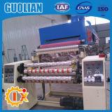 Le propriétaire de Gl-1000c a favorisé la machine d'enduit adhésive de bande d'impression de BOPP