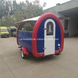 De aangepaste Mobiele Aanhangwagen van het Voedsel bcf-6L