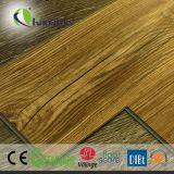 Le bois de PVC aiment la tuile de luxe insonorisante de vinyle