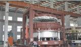 Todo o pneu hidráulico gigante de aço que cura a maquinaria da borracha da máquina da imprensa