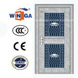Porte en métal de garantie d'acier inoxydable du marché de Moyen-Orient (W-GH-21)