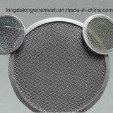 ステンレス鋼の金網水フィルターディスク