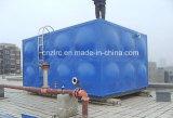 Цистерна с водой стеклоткани GRP FRP с слоем пены полиуретана слоя изоляции
