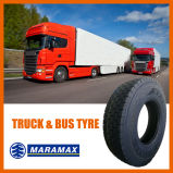 중간 TBR 타이어와 장거리 모든 바퀴 위치 12r22.5