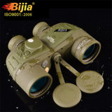 Bijia 7X50 Military Marine Binoculars com Compass e Reticle