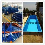 수영풀을%s 파란 균질 PVC Geomembrane