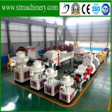 リングDie、Vertical Feeding、ISOの6.1 Ton Weight Biomass Pellet Mill