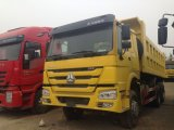 Sinotruk HOWO 팁 주는 사람 트럭 최신 판매