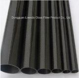 Tubo resistente a la corrosión de la fibra del carbón, tubo de la fibra del carbón