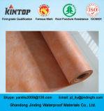 0.6mm PP/PE Dusche-Wand-Zwischenlage-wasserdichte Membrane