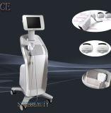 Горячая кожа ультразвука высокой интенсивности сфокусированная лицевая затягивая машину Hifu