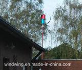 400W nenhuma turbina de vento vertical de Maglev da vibração para o uso Home
