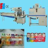 Máquina de envolvimento automática do Shrink do frasco de Yakult