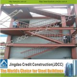 Mehrstöckiges Einkaufszentrum-Licht-Stahlkonstruktion-Gebäude