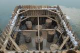 Perfiles de acero de tablestacas de la construcción de fábrica de materiales