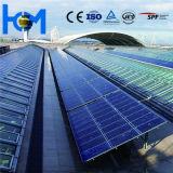 Самое лучшее цена стекла дуги 2.8mm/3.2mm/4.0mm Tempered солнечного для модуля 300W PV