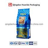 PlastikFastfood- verpackennahrungsmittelaluminiumbeutel mit Reißverschluss