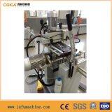 Máquina Drilling plástica para a Ganhar-Porta de alumínio do PVC