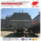 Q235 de combustible en plaque de camion-citerne remorque en acier semi avec le prix concurrentiel