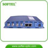 Amo coaxial de interior de Eoc del módem cable con el acceso de Ethenet de 2 gigabites