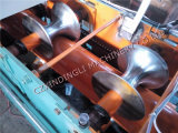 Roulis en acier de chapeau de Ridge de couleur formant le constructeur de machine