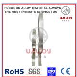 striscia luminosa Nicr60/15 di resistenza del nicromo di 0.5mm*50mm per la ferrovia