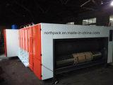 Impression alimentante de flexo du l'aboutir-bord GSYKM480-2600 automatique rainant la machine de découpage