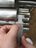 20Cr estirado en frío tubo de precisión de acero sin costura para procesos de mecanizado