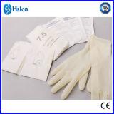 Порошок перчаток устранимого латекса хирургические/Порошк-Свободно