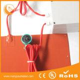 Calefator 12V 24V do silicone com o plugue 300X300 do isqueiro do cigarro