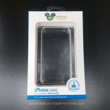 Casella trasparente all'ingrosso di imballaggio di plastica per la cassa del telefono mobile (HH020)