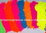 Alto Heat Resistance Daylight Fluorescent Pigment para Plastic (EMP-KR)