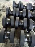 ガラス作成工場のためのグラファイトの車輪