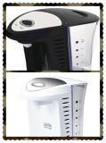 chaleira elétrica 1850-2200W da chaleira elétrica da água 1.8L