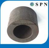 Imán sinterizado permanente de la ferrita de cerámica para los motores