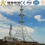 Башня телекоммуникаций связи микроволны