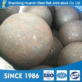 Geschmiedete reibende Stahlkugel für Verkauf für Minenmaschiene