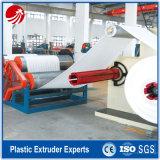 Extrudeuse en plastique de film de feuille de mousse d'EPE faisant la machine