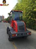 油圧1tonよい価格の中国のフロント・エンド車輪のローダー