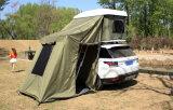 Tente dure sur terre de dessus de toit d'interpréteur de commandes interactif de la remorque 145cm en vente