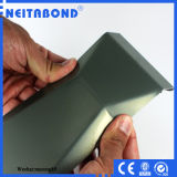 Panneau composé en aluminium enduit de Neitabond 4mm PVDF pour le revêtement de mur extérieur