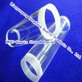 Hochtemperatur- und Hochdruckquarz-Glasgefäß-/Quarz-Glas-Zylinder