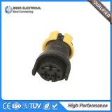 Selbstendstück-Licht Ampere-Verbinder 881254-1 der verkabelungs-Verdrahtungs-LED