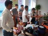 La mejor encoladora de fibra óptica de la fusión del precio bajo de la venta de Tianjin Eloik