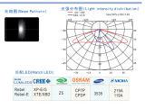 Luz de rua do diodo emissor de luz/lente da lâmpada única esse Philips de harmonização Lumileds (DM)