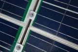 3kw世帯PVのモジュールの発電所かシステム(格子、12のパネルを離れて)