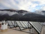 Collettore termico solare dello schermo piatto