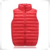 Детей тельняшки гусыни куртка зимы вниз с ультра светлой прокладки курткой вниз